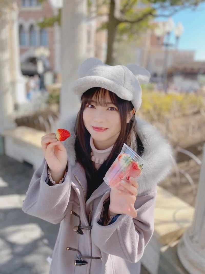 【6upoker】S1专属羽咲美晴 羽咲みはる活泼可爱喜欢去迪士尼