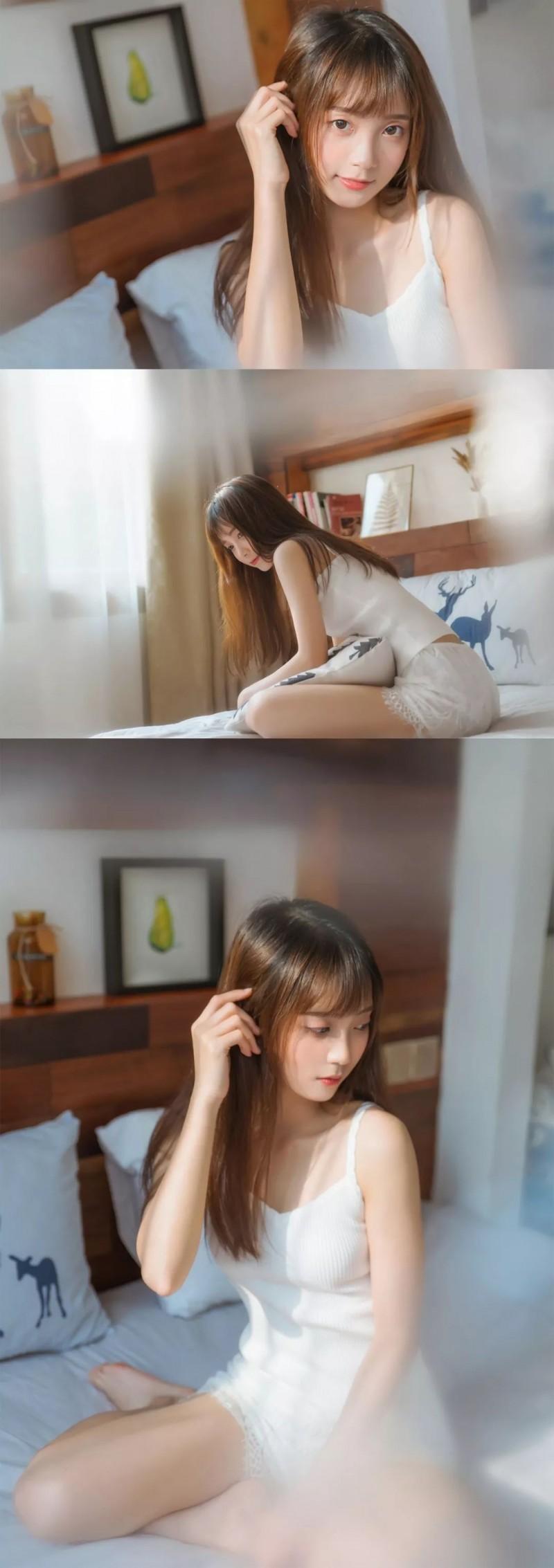 【6upoker】微博妹子@思涼poi 谁遭得住这国产正妹?