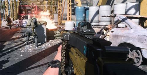 【6upoker】《使命召唤:现代战争》揭示了新的游戏模式 修改错误程恢复经典地图