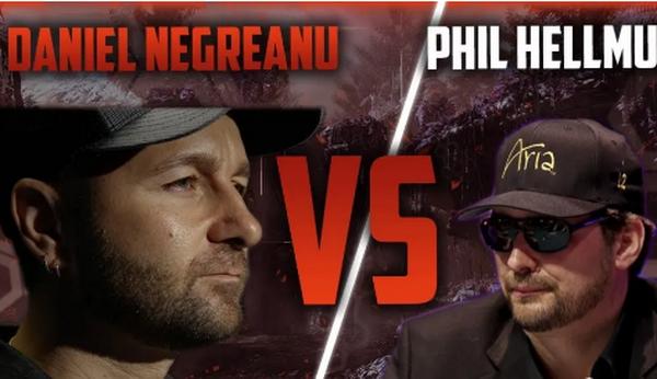 【6upoker】Hellmuth/Negreanu的高额桌对决被推迟