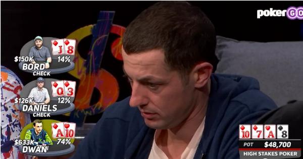 【6upoker】Tom Dwan成High Stakes Poker第八季的大赢家