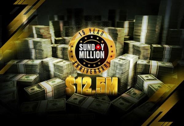 【6upoker】没有落后:Vanessa Kade赢得扑克之星星期日百万赛十五周年