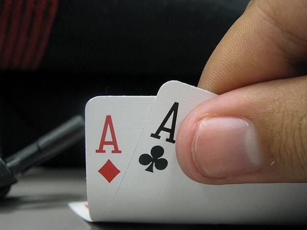 【6upoker】德州扑克关于AA的一些小常识