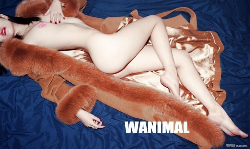 【6upoker】Tumblr博客WANIMAL王动系列写真作品全集8完整图包