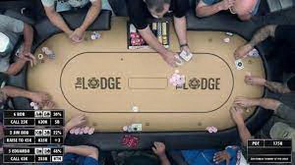 "【6upoker】流媒体扑克节目""在小屋的扑克之夜""受欢迎"