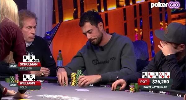 【6upoker】德州扑克手牌分析 | Nick Schulman的超值下注Bluff
