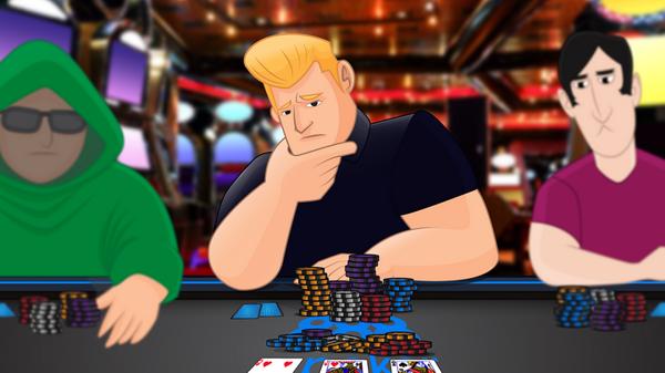 【6upoker】德州扑克作为战略武器和目标之间的制胜法宝:C-bet