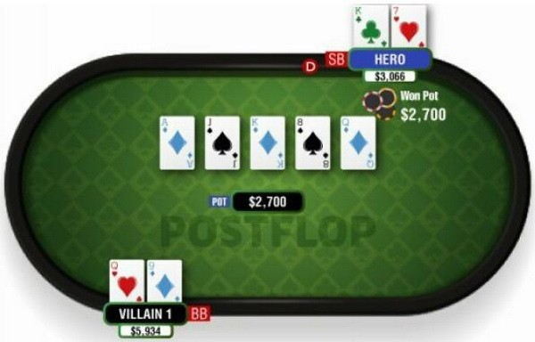 【6upoker】德州扑克中对-2