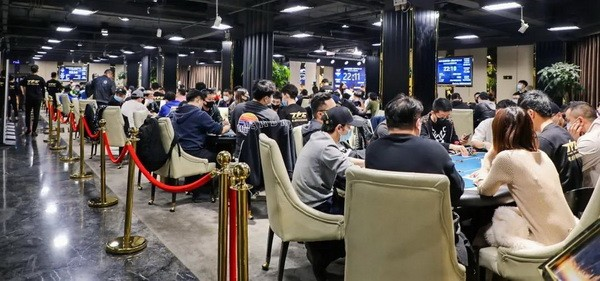 【6upoker】2021 TPC老虎杯   主赛轻松破保,C组共有97位选手晋级下一轮!