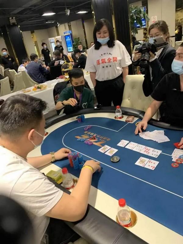 【6upoker】2021 TPC老虎杯   主赛决赛桌诞生,谁将是最后的冠军!