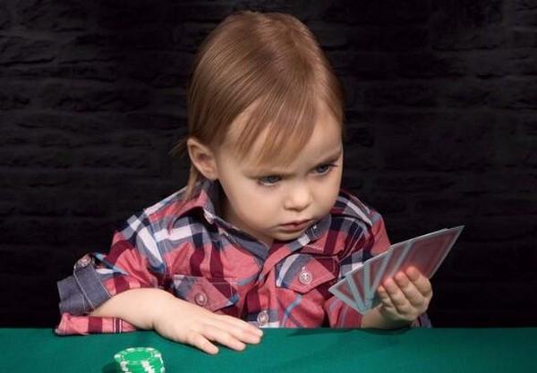 【6upoker】你应该教孩子打德州扑克的五个原因
