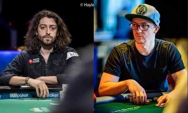 【6upoker】德州扑克暗三条被对手推一脸,接不接?