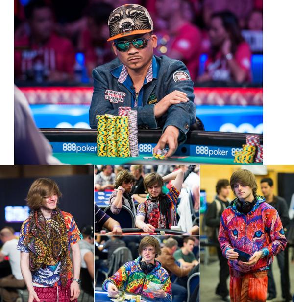 【6upoker】德州扑克牌手也要学会穿衣服