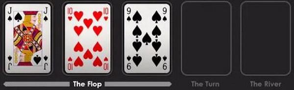【6upoker】德州扑克翻牌发出连牌怎么打?给你三个提示