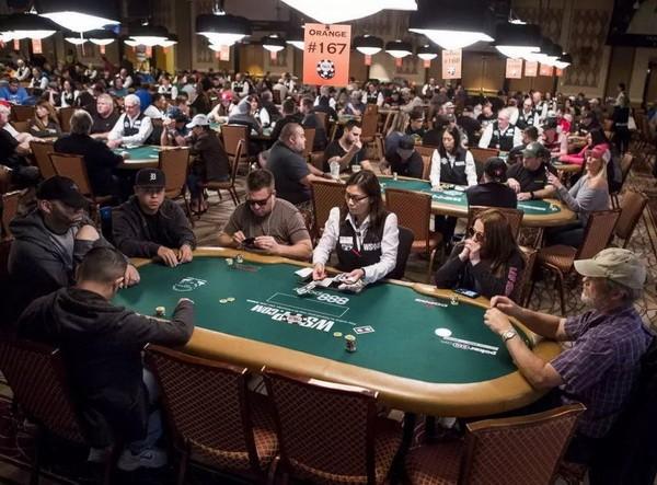 【6upoker】新的拉斯维加斯Covid限制将为秋季WSOP的正常举办铺平道路