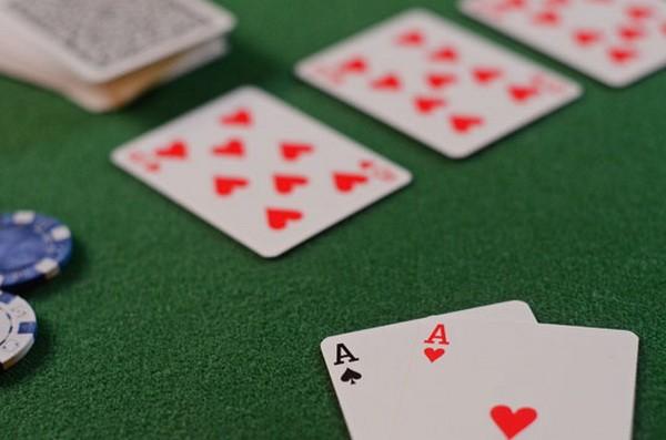 【6upoker】德州扑克同花听牌的基本玩法
