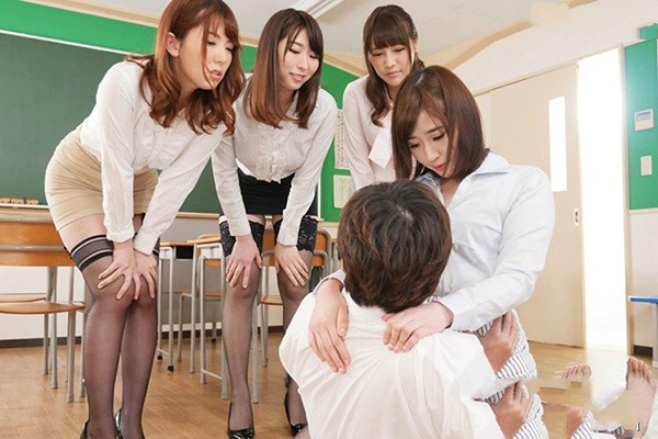 【6upoker】巨乳教科书 IPX-208: 波多野结衣And松永さな共演新作之我的巨乳老师都是变态!
