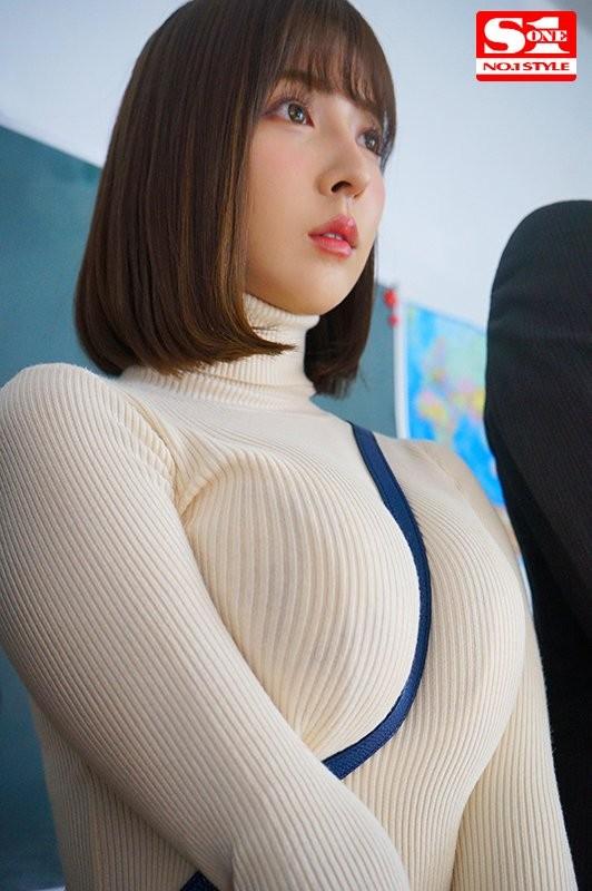 【6upoker】SSNI-780:偶像女神三上悠亚紧绷的巨乳无意间挑逗你!