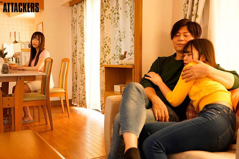 """【6upoker】女友的姐姐""""日下部加奈""""胸部超级大…经不起诱惑与她""""中出到天明""""!"""