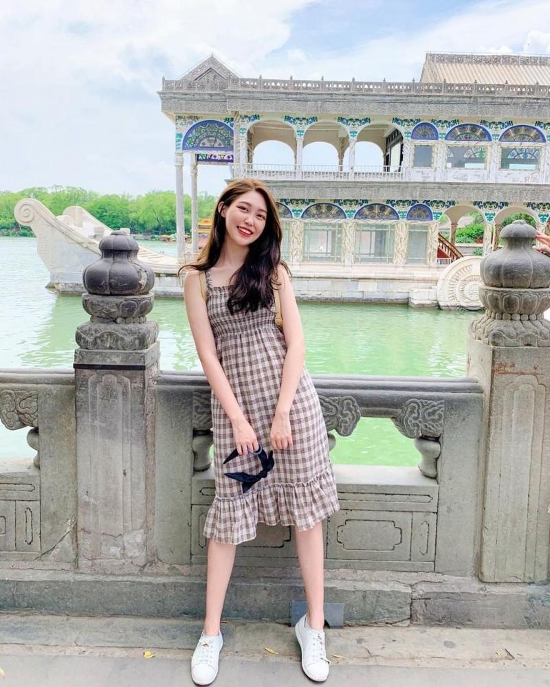 【6upoker】韩系正妹「苏豫萱」淡江校花超气质!阳光笑容灿烂夺目