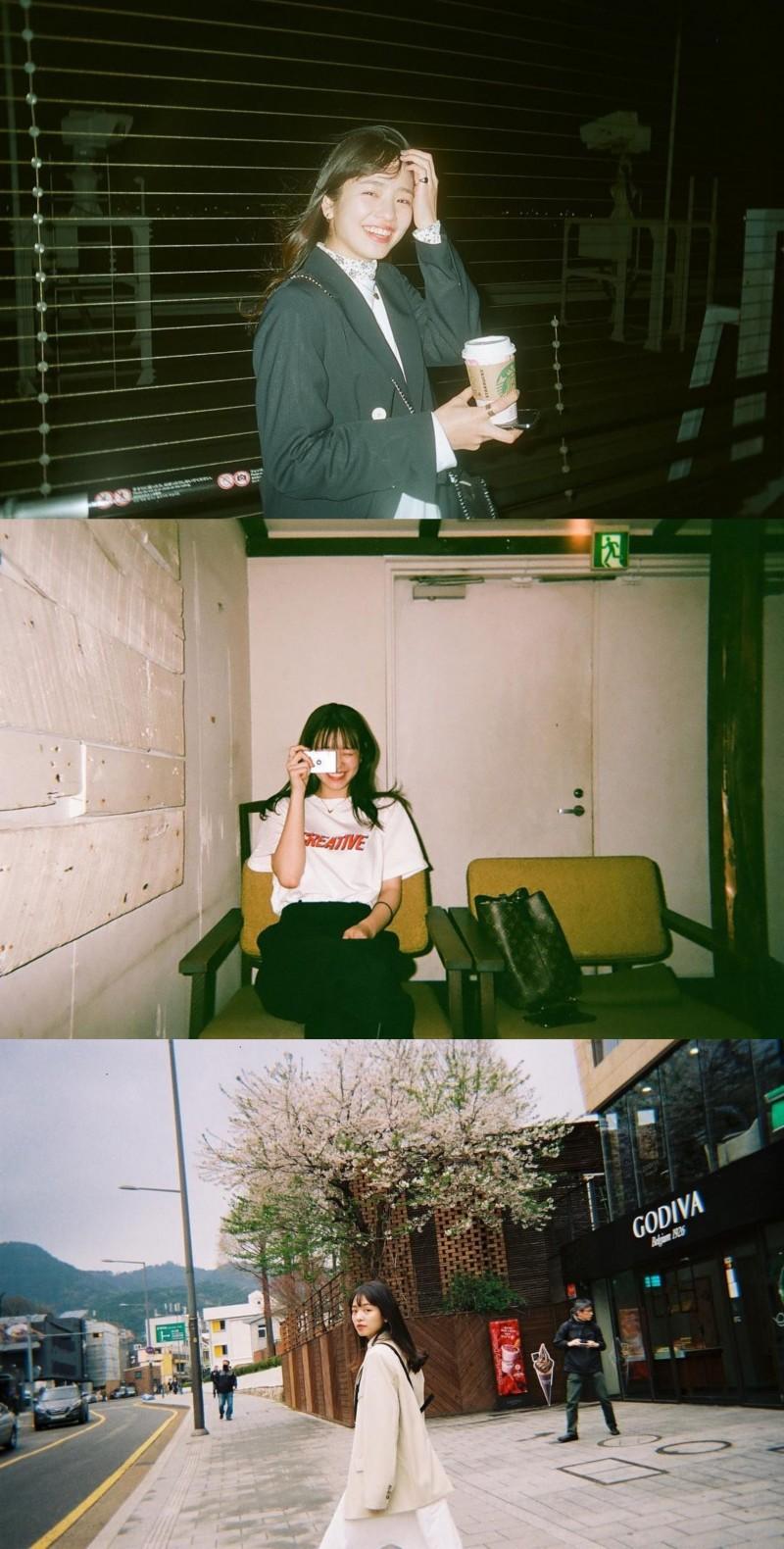 【6upoker】横田真悠 胶片日常合集 可爱的女孩纸 