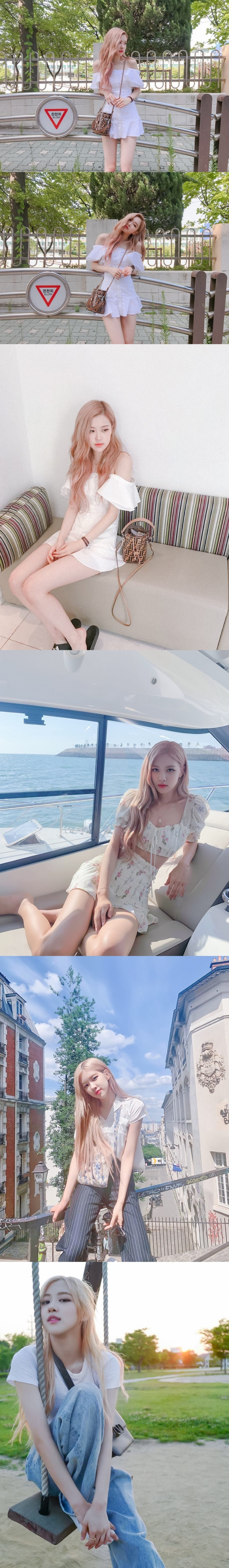 【6upoker】Roses are rosie / 朴彩英 