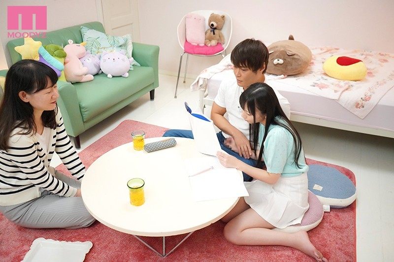 【6upoker】七泽美亚MIDE-923 美少女把家教老师当玩具