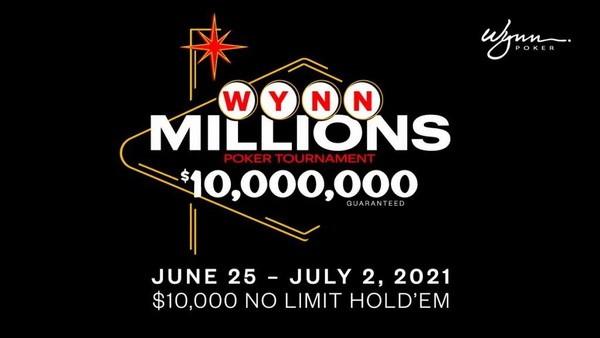 【6upoker】永利1000万保证金的锦标赛将填补WSOP延后留下的空白