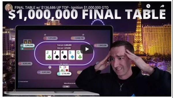 【6upoker】扑克博主用朋友账号高调直播打锦标赛奖金被没收 Linus Loeliger 一个人勇闯扑克圈