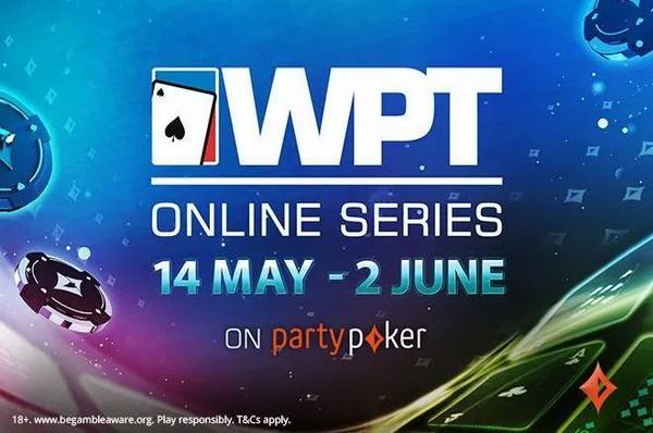 【6upoker】WPT非现场系列赛于5月14日正式开启