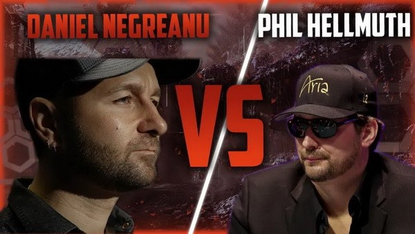 【6upoker】Phil Hellmuth再次击败丹牛!绝命诈唬锁定胜利!