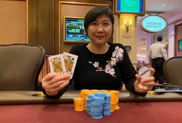 【6upoker】资深扑克玩家Joanne