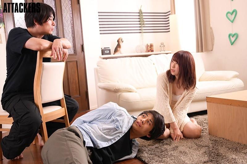 【6upoker】二宫光ADN-323 人妻在情人面前被丈夫强迫
