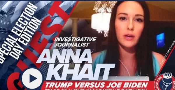 【6upoker】Anna Khait否认关于她与间谍活动有关的报道
