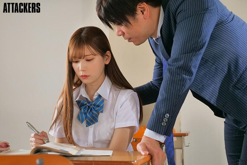 【6upoker】明里䌷SHKD-950 少女兼职遇到高中老师被带回家