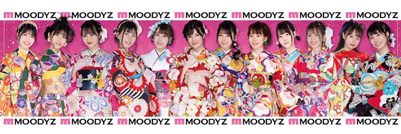 【6upoker】Moodyz十二金钗总动员!她们为的是⋯