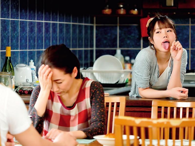 "【6upoker】放荡小婊妹""松本いちか""学会口教后就一直摆出舔舔表情勾引表哥"