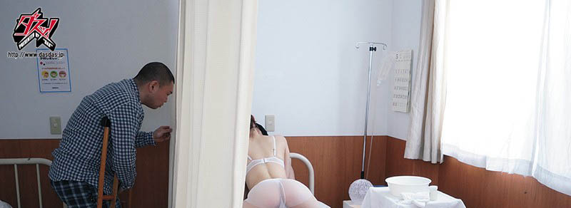 """【6upoker】每天最少四次!情欲小护士""""美谷朱里""""帮病人榨汁,一滴都不能剩!"""