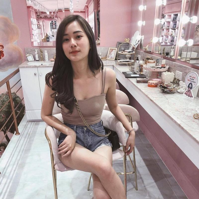 【6upoker】泰国也有天菜!清新神正「邻家美少女」,笑容甜美还有超纤细美腿!