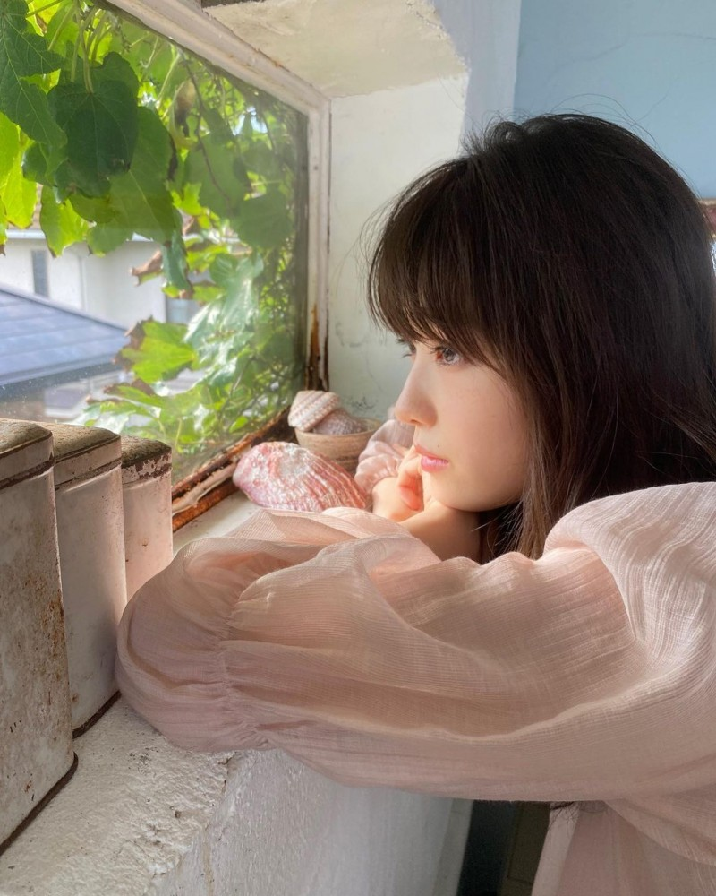 【6upoker】国民美少女「髙桥ひかる」温柔气质像小动物般惹人疼甜萌灿笑更是散发满满初恋感