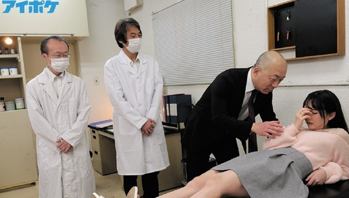 【6upoker】岬奈奈美IPX-664 捜査官假装做测试变成饥渴女人