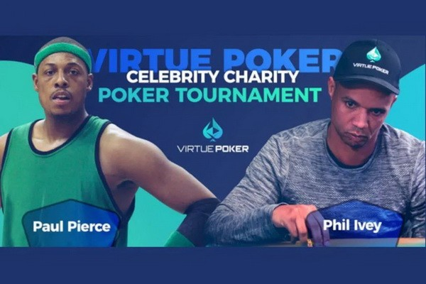 【6upoker】Phil Ivey将与NBA球星保罗-皮尔斯对决